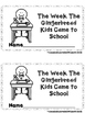 The Week the Gingerbread Kids Came to School  (A Sight Word Reader and Lap Book)