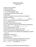 The Day the Sun Came Out by Dorothy M. Johnson Complete Guided Reading Worksheet
