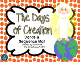 The Days of Creation Cards and Mat