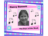 The Days of the Week (mp3)