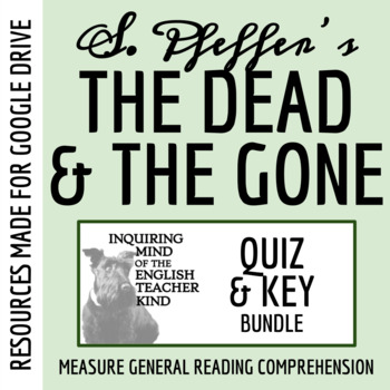 The Dead and the Gone Quiz Bundle (Set of 6)