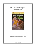 The Deadly Dungeon Reading Comprehension Book