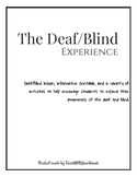 The Deaf-Blind Experience