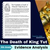 The Death of King Tutankhamen
