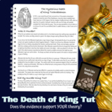 The Death of King Tutankhamen