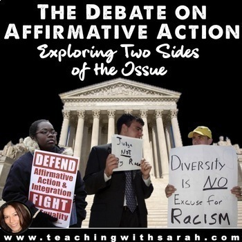 The Debate on Affirmative Action: Exploring Two Sides