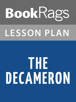 The Decameron Lesson Plans
