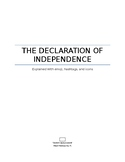The Declaration of Independence Explained with Emoji, Hash