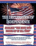 The Declaration of Independence: The Most Epic Break-Up of All Time
