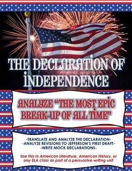 The Declaration of Independence: The Most Epic Break-Up of