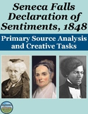 The Declaration of Sentiments Primary Source Analysis