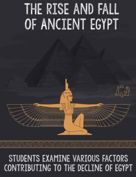 The Decline of Ancient Egypt