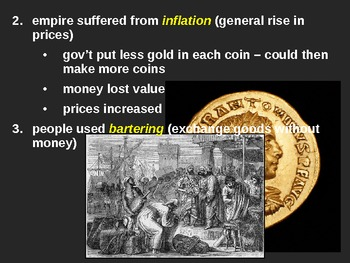 The Decline of Rome (PPT)