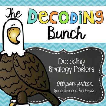 The Decoding Bunch: Decoding Strategy Posters