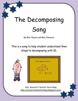 The Decomposing Song