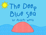 The Deep Blue Sea Sequencing and Retelling PowerPoint