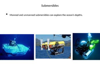 The Deep Ocean - Crust Recycling