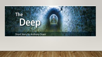 The Deep. Short Story by Anthony Doerr