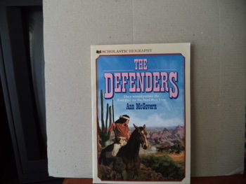 The Defenders ISBN 0-590-43866-2