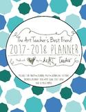 HALF OFF! Art Teacher's Best Friend--(OCEAN COVER) 2017/20