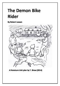 The Demon Bike Rider