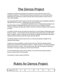 The Demos Project