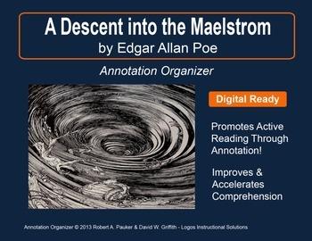 "EDGAR ALLAN POE'S ""A DESCENT INTO THE MAELSTROM"": Annotation Organizer"