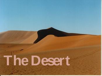 The Desert Biome PowerPoint