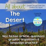 The Desert FSA Reading and Language/Editing Practice