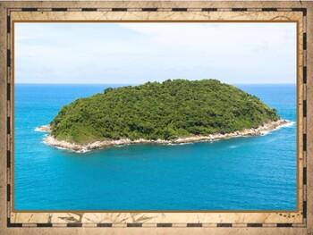 The Deserted Island - verbal reasoning skills