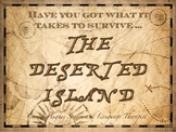 The Deserted Island - verbal reasoning skills