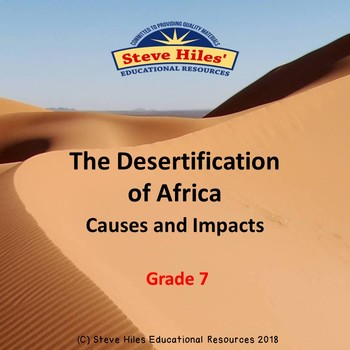The Desertification of Africa