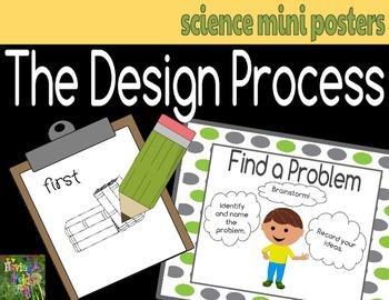 The Design Process Science Mini Posters