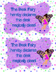 The Clean Desk Fairy: A Classroom Management Strategy FREEBIE!