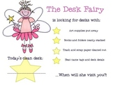 The Desk Fairy Poster