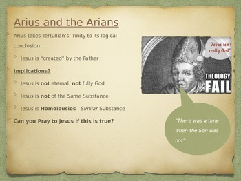 The Development of Doctrine Part 2