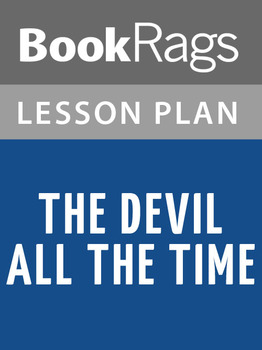 The Devil All the Time Lesson Plans