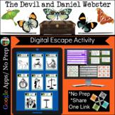 The Devil and Daniel Webster Digital Escape Room/ Breakout