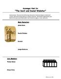The Devil and Daniel Webster Scavenger Hunt