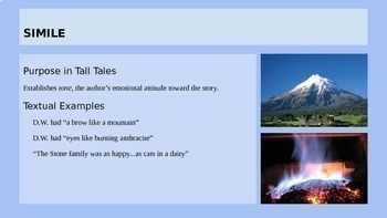 """""""The Devil and Daniel Webster"""" by Stephen Vincent Benet - PowerPoint"""