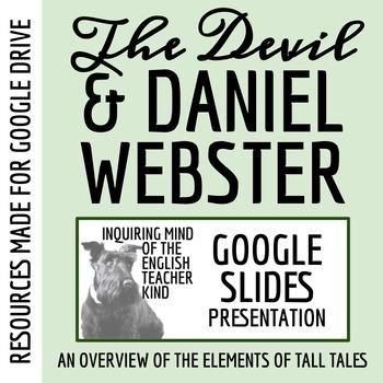 """""""The Devil and Daniel Webster"""" by Stephen Vincent Benet -"""