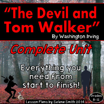 devil essay tom walker The devil and tom walker by washington irving had little relevance to the devil and daniel webster by stephen bebet both of the stories were about poor men who sold their sould to the devilthe stories were alike in some ways.