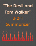 """""""The Devil and Tom Walker"""" 3-2-1 Summary"""