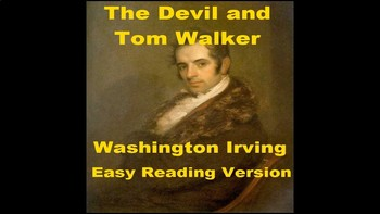 The Devil and Tom Walker - Easy Reading PowerPoint