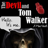 The Devil and Tom Walker: Mini Unit! ~ *MEME* Activity Included!