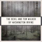 The Devil and Tom Walker Test Short Story Assessment Digit