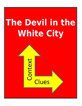 The Devil in the White City Context Clues