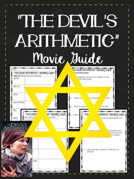 The Devil's Arithmetic Movie Guide- Characters, Plot, Questions, Holocaust, WWII