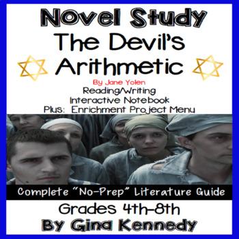 The Devil's Arithmetic Novel Study and Enrichment Project Menu