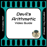 The Devil's Arithmetic (2002) Video Movie Guide Holocaust Jane Yolen